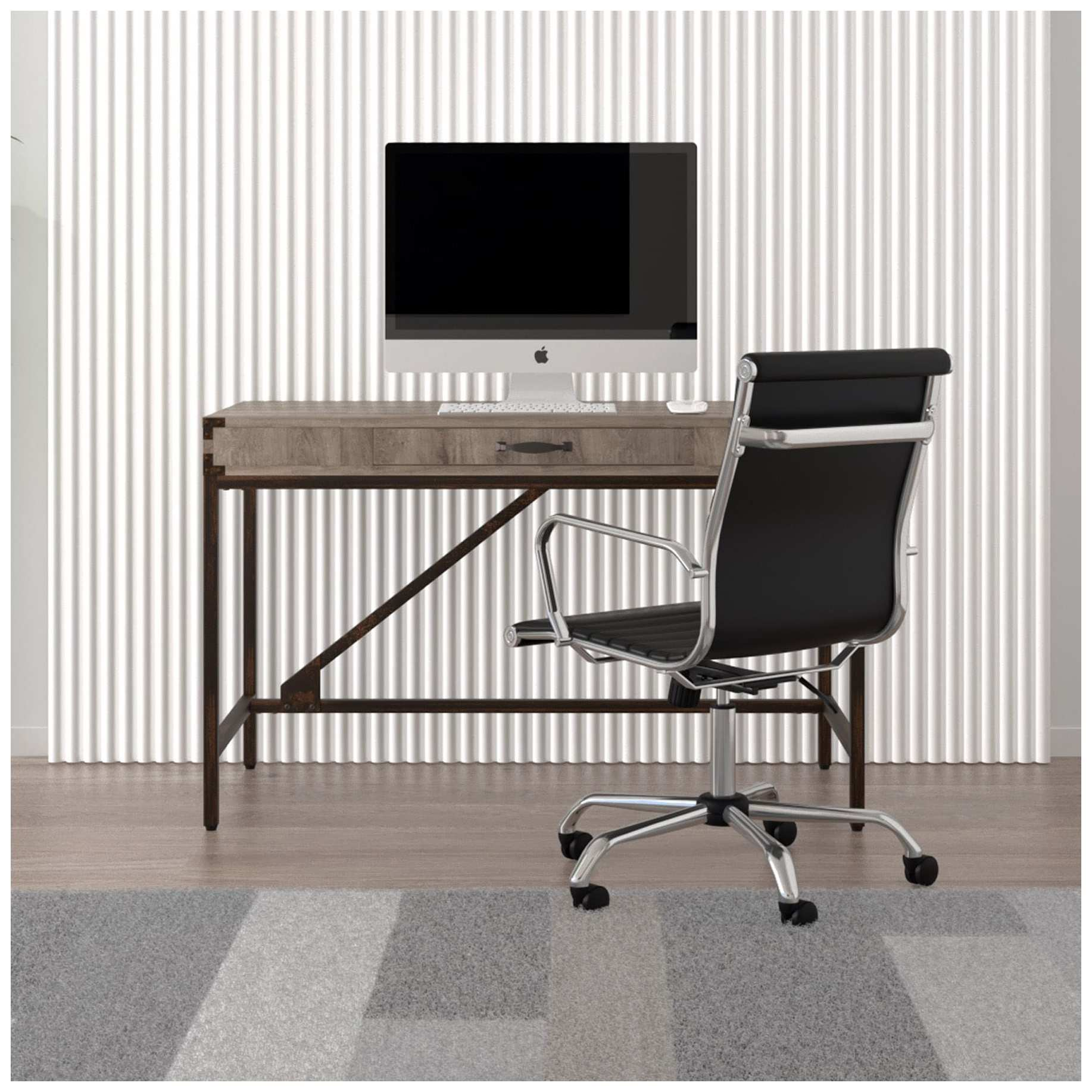 Coast Home Office Desk Set Computer Desks